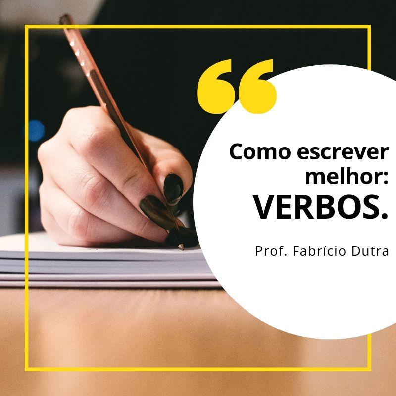 Como escrever melhor_ VERBOS.